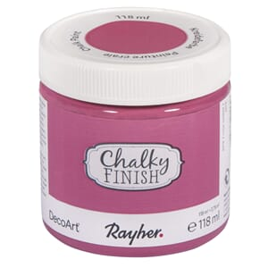 Chalky Finish - pink