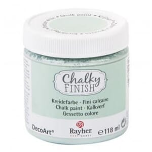 Chalky Finish - Jade