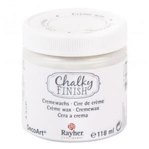 Chalky Finish Cremewax - colourless
