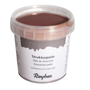 Struktur pasta - Copper Gold, 150 ml