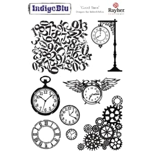 IndigoBlu: Good Times, str 200x140mm, 8/Pkg