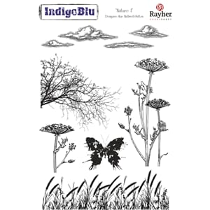 IndigoBlu: Nature 1, str 200x140mm, 6/Pkg