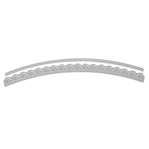 Rayher: Curved Borders  - Dies, str 0.5-14.5 cm