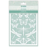 First Edition - Butterflies Paper Cuts, 15/Pkg