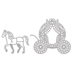 Rayher: Horse and Carriage - Dies