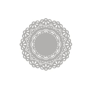 Rayher: Lace Doily - Dies
