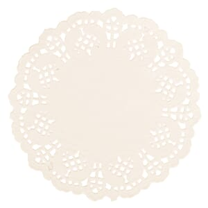 Homemade Goodies: Doilies, cream, dia 14 cm