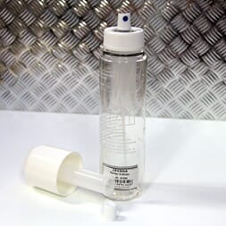 JAVANA Spray-It plastic spray bottle