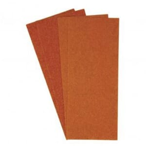 Sand paper set, assorted