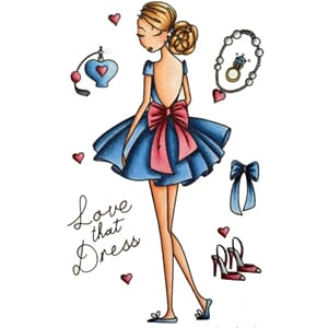 LDRS: Love That Dress - All Dressed Up Design