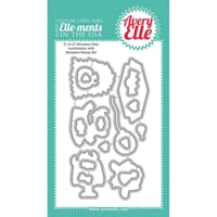 Avery Elle: Monsters Elle-Ments Dies, 18/Pkg
