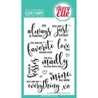 Avery Elle: Favorite Person - Clear Stamp Set