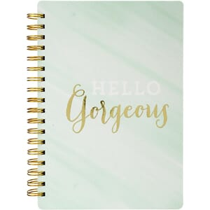 American Craft: Hello Gorgeous - Designer Desktop Journal