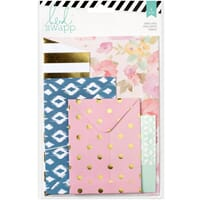 Heidi Swapp: Wanderlust Assorted Envelopes 4/Pkg