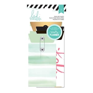 Heidi Swapp: Hello Beautiful String Closure Envelopes 4/Pkg
