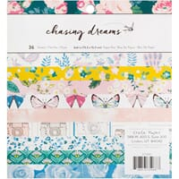Crate Paper: Maggie Holmes Chasing Dreams Paper Pad, 6x6, 36