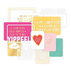 Project Life: High Five Edition Specialty Foil Card Pack