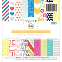 Project Life: High Five Edition - Paper Pad