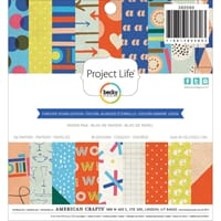 Project Life: Forever Young Edition - Paper Pad