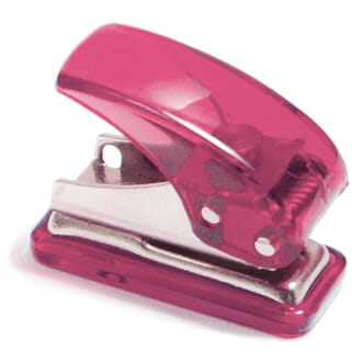 Mini Hole Punch - Assorted colors