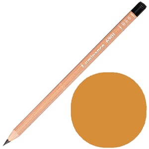 Caran d'Ache: Raw Sienna - Luminance Single Pencil, 1/Pkg