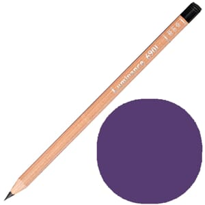 Caran d'Ache: Violet brown - Luminance Single Pencil, 1/Pkg