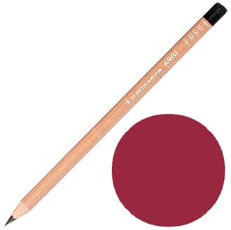 Caran d'Ache: Crimson alizarin - Luminance Single Pencil, 1/