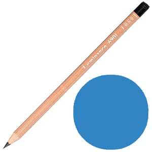 Caran d'Ache: Genuine cobalt blue - Luminance Single Pencil,