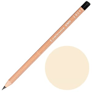Caran d'Ache: Buff titanium - Luminance Single Pencil, 1/Pkg