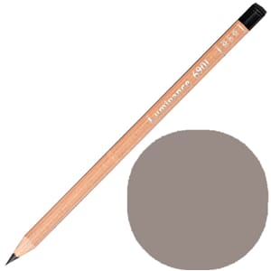 Caran d'Ache: French grey 30 prosent - Luminance Single Penc