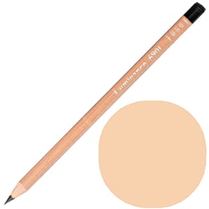 Caran d'Ache: Brown ochre 10 prosent - Luminance Single Penc