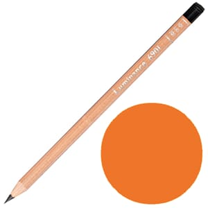 Caran d'Ache: Cornelian - Luminance Single Pencil, 1/Pkg