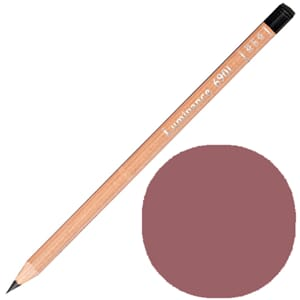 Caran d'Ache: Burnt Sienna 50 prosent - Luminance Single Pen