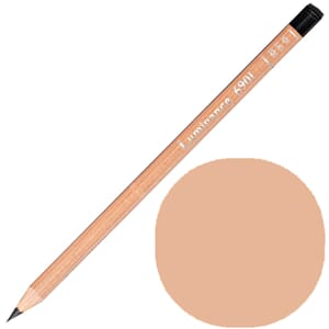 Caran d'Ache: Burnt ochre 10 prosent - Luminance Single Penc