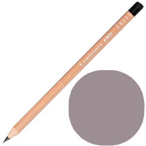 Caran d'Ache: Sepia 10 prosent - Luminance Single Pencil, 1/