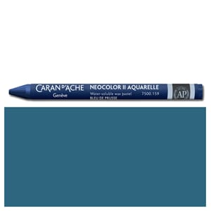 Caran d'Ache: Dark grey - Neocolor II, single