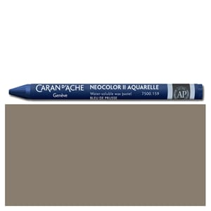 Caran d'Ache: Vandycke brown - Neocolor II, single