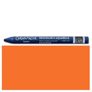 Caran d'Ache: Flame red - Neocolor II, single