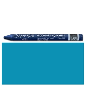 Caran d'Ache: Malacite green - Neocolor II, single