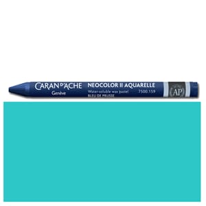 Caran d'Ache: Turquoise green - Neocolor II, single