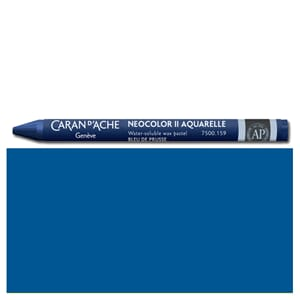 Caran d'Ache: Blue - Neocolor II, single