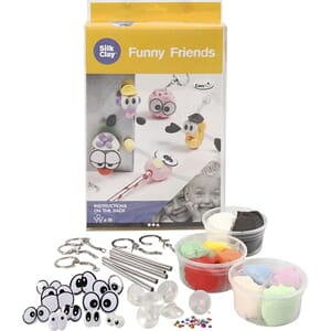 Foam Clay - Funny Friends Easy kit