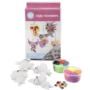 Foam Clay - Ugly Monsters Easy kit