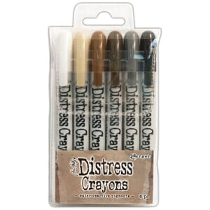 Tim Holtz: Set #3 - Distress Crayon Set