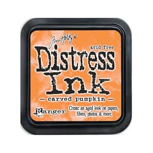 Tim Holtz: Carved Pumpkin - Distress Ink Pad