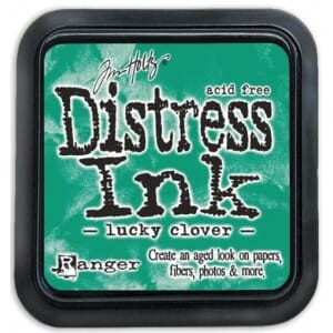 Tim Holtz: Lucky Clover - Distress Ink Pad