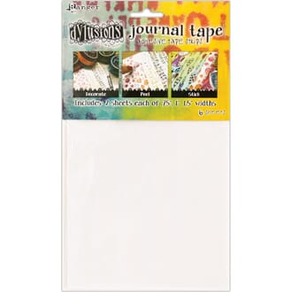 Dyan Reaveley's: Dylusions Journal Tape Strips