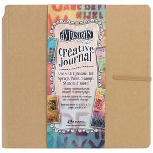 Dylusion: Creative Journal by Dyan Reaveley, 8x8 inch