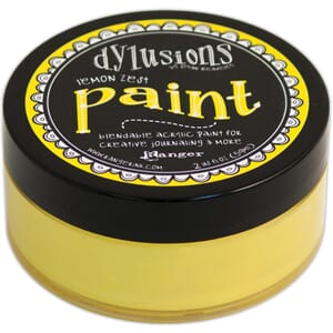 Dylusions: Lemon Zest - Dylusions Paint, 59 ml