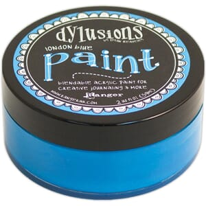Dylusions: London Blue - Dylusions Paint, 59 ml
